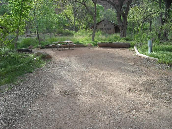 Campsite area 2B24