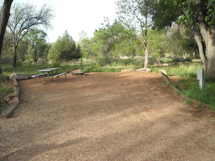 Campsite area 1B25