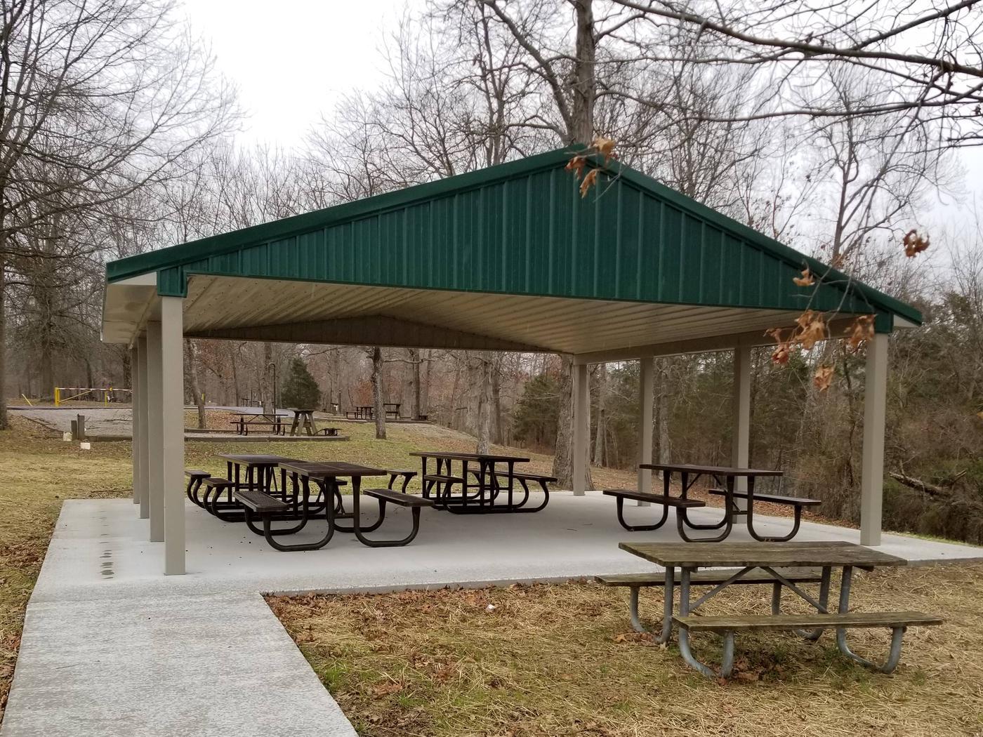 Laurel Branch Shelter