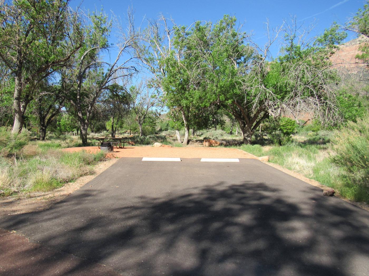 C20 parkingC20 paved parking area