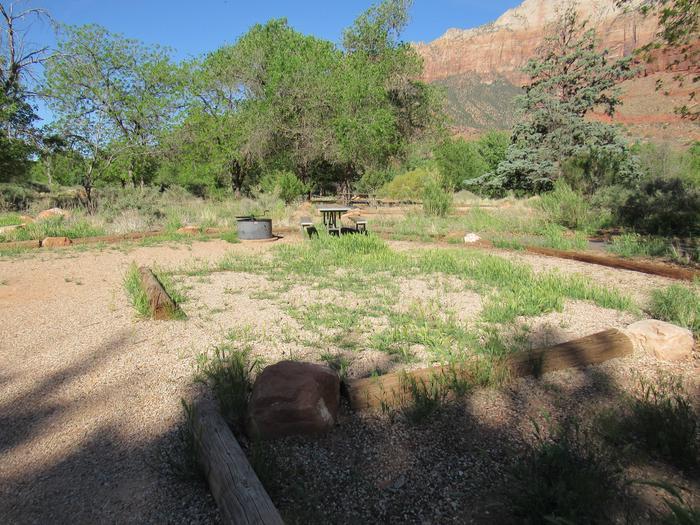 C28 tent site