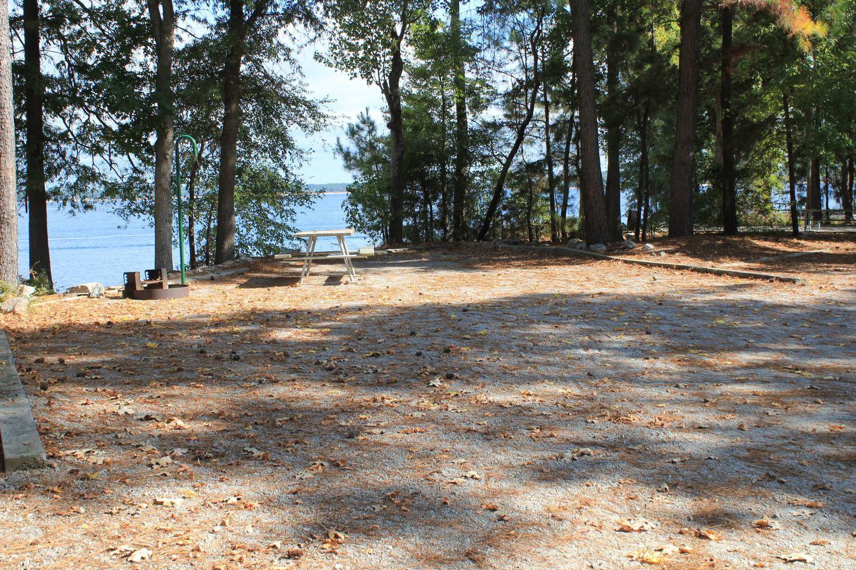 NBP Area B Campsite #122