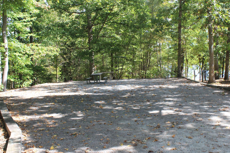 NBP Area B Campsite #128