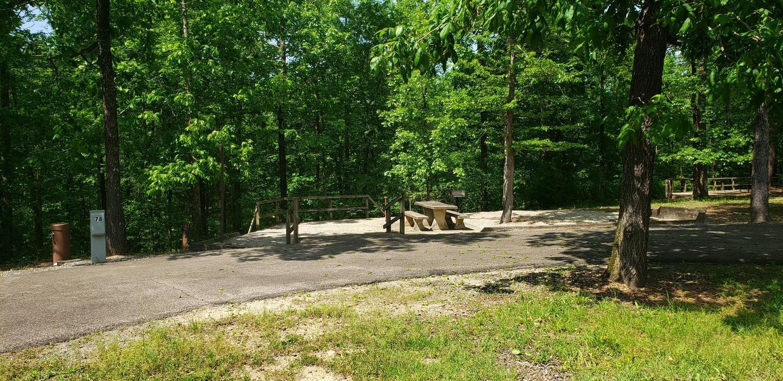 Site 78Jefferson Ridge Site 78