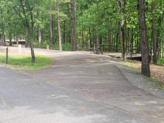 Jefferson Ridge Site 61Campsite 61