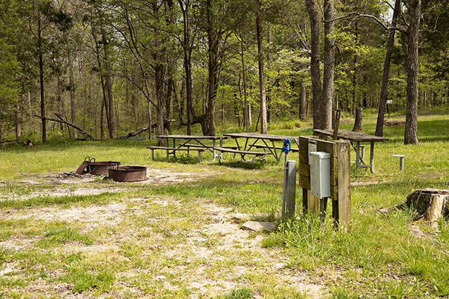 Equestrian/Group Site 1Equestrian/Group Site 1 Water/Electric