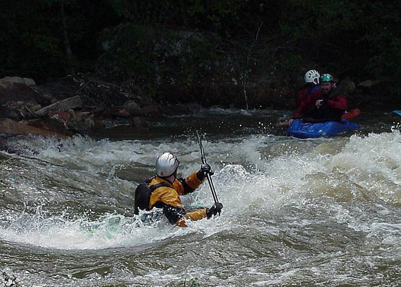 Kayakers @ Horseshoe Bend