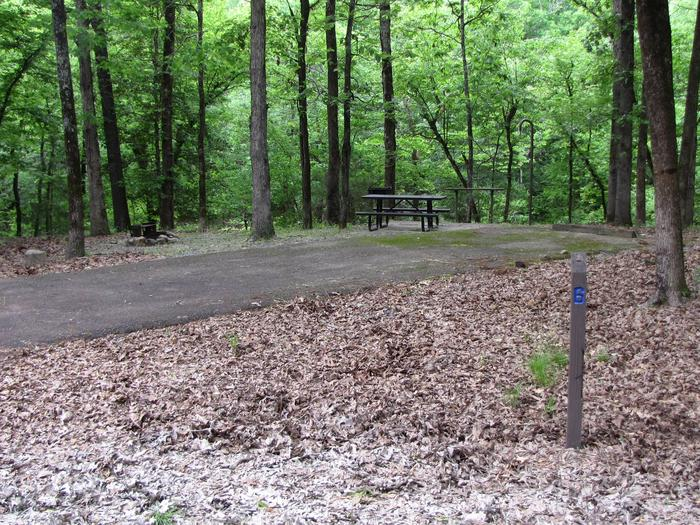 Blue Ridge Site 6