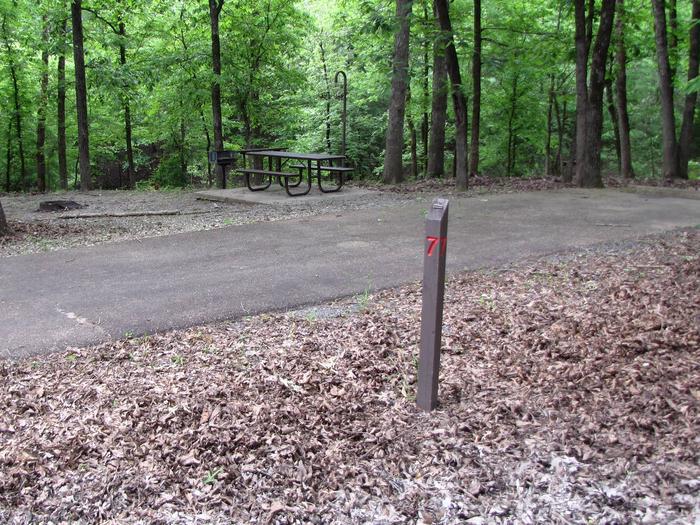 Blue Ridge Site 7