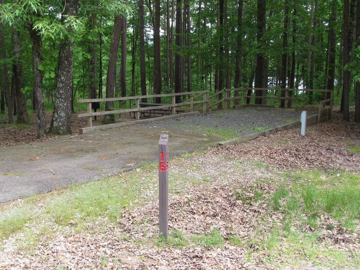 Blue Ridge Site 16