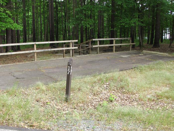 Blue Ridge Site 17
