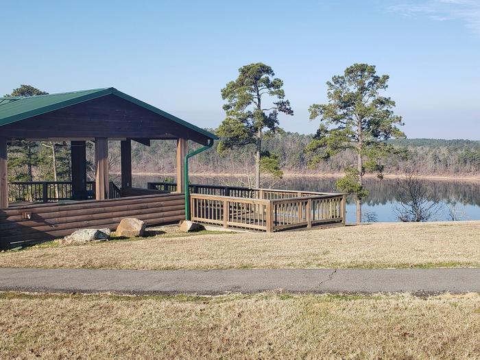 Dierks Overlook Pavilion