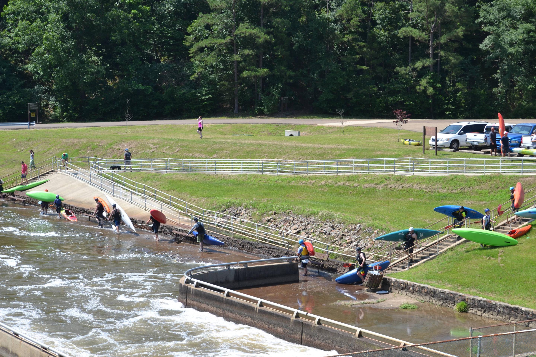 Kayak FestivalHometown Throwdown Event
