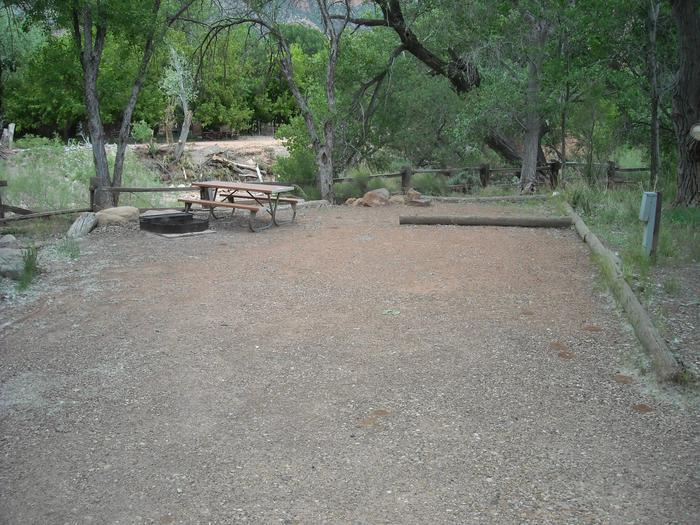 Campsite viewSite B46