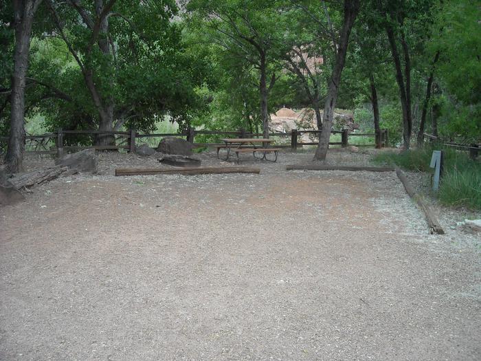 Campsite viewSite B48