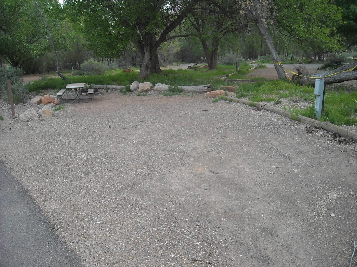 Campsite areaB8