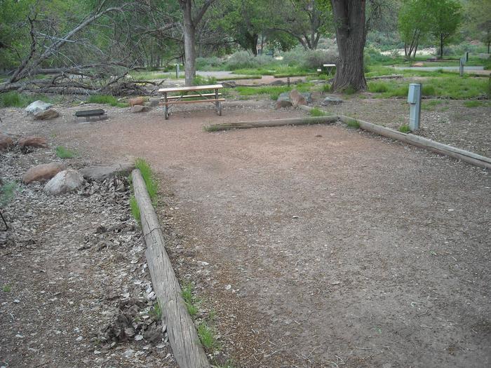 Campsite areaB9