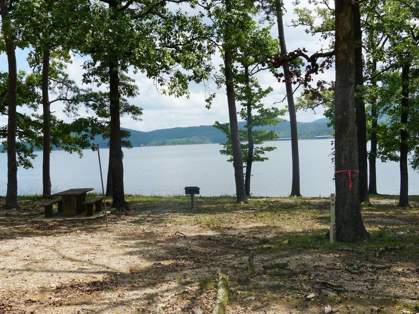 Campsite # 47