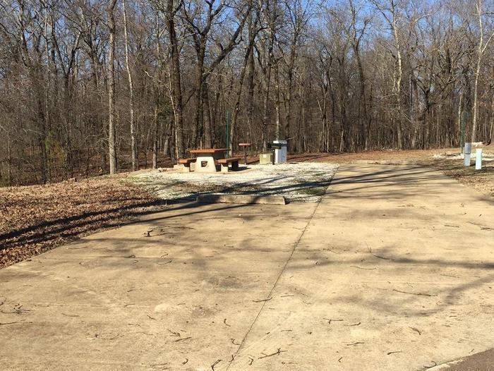 Pat's Bluff Campsite 6