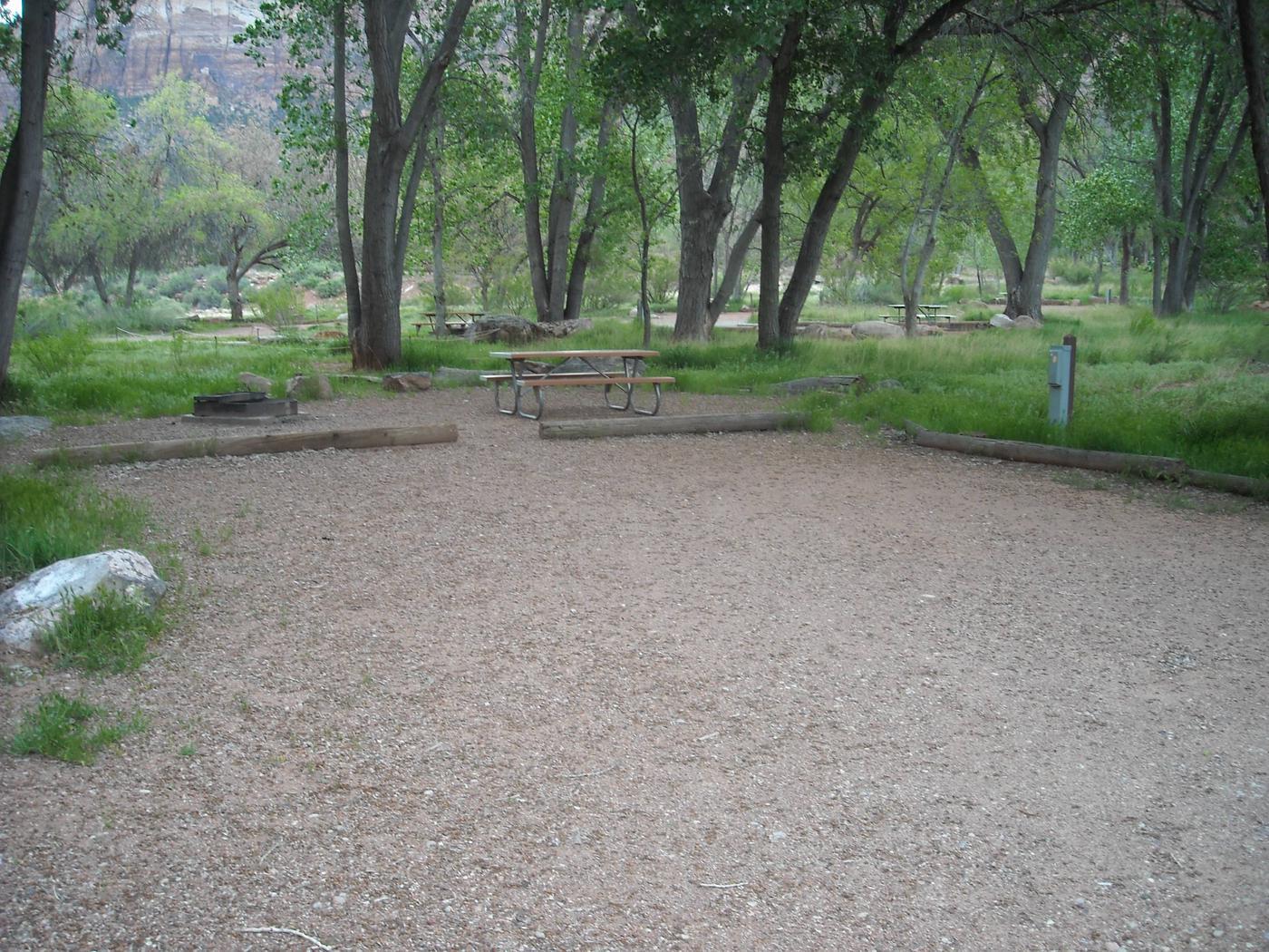 Campsite areaB12