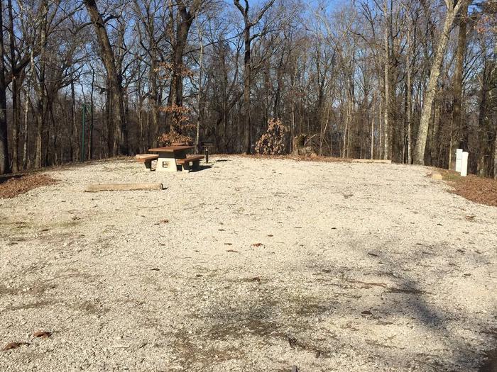 Pat's Bluff Campsite 11