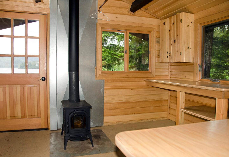 Jims Lake Wood Stovewood stove