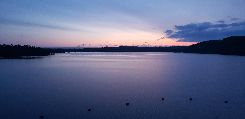 Dierks Lake Sunrise