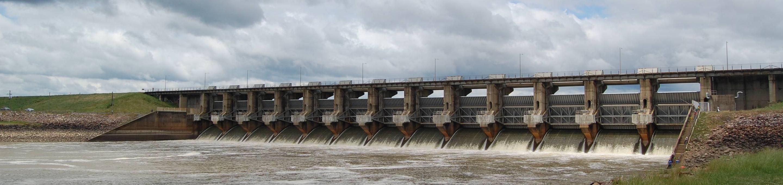 Millwood Dam