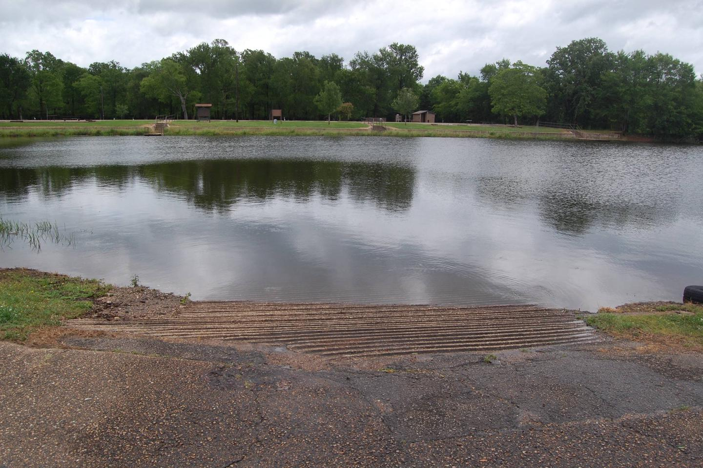 Beard's Lake Boat Ramp