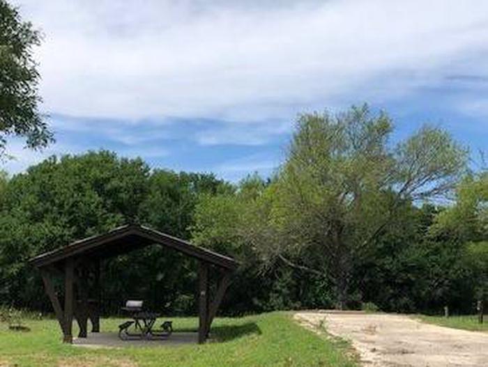 Taylor Park site #25
