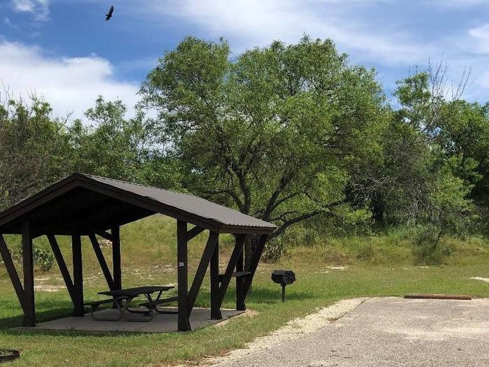 Taylor Park site #26