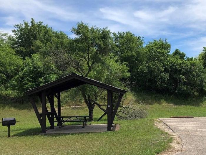 Taylor Park site #28