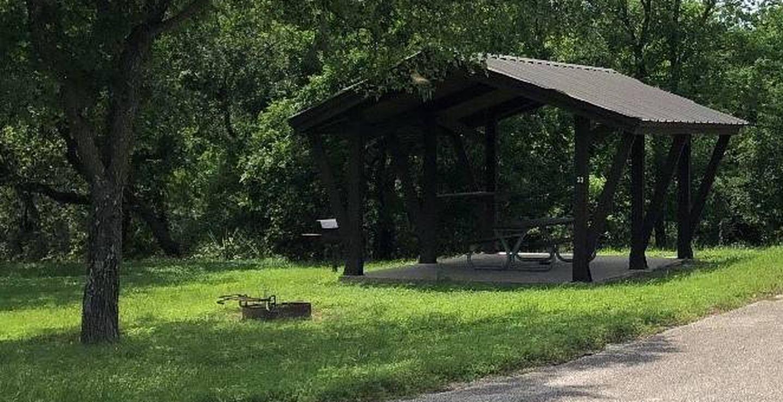 Taylor Park site #33