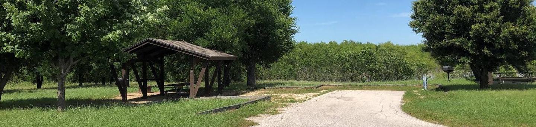 Willis Creek site #17