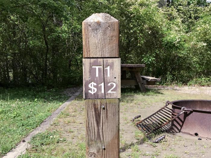 Site unit marker