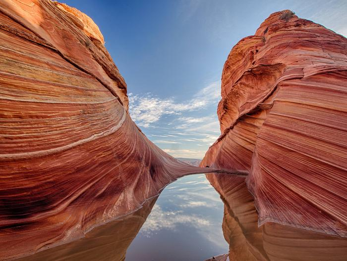 Preview photo of Coyote Buttes North (The Wave)