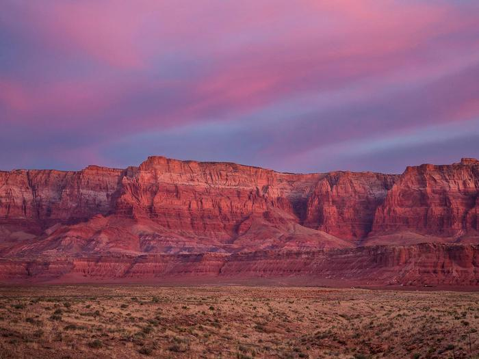 Preview photo of Paria Canyon-Vermilion Cliffs Wilderness (Coyote Buttes North (The Wave), Coyote Buttes South, and Paria Canyon Overnight)