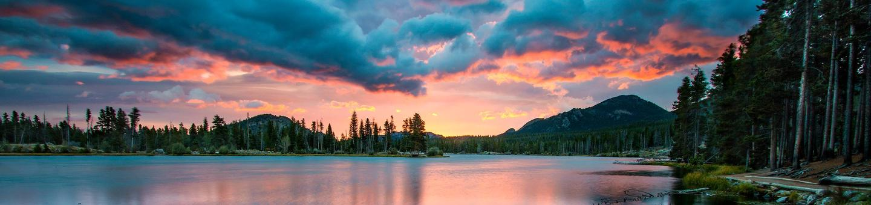 Rocky Mountain National Park Scenic Seasons