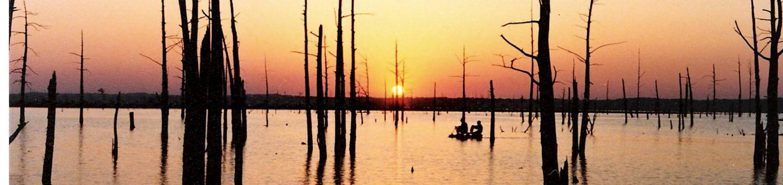 Sunset at Sardis Sunset at Sardis Lake