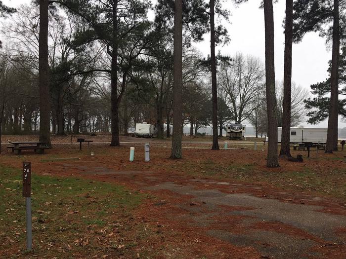 Oak Grove Site 78