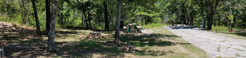 Birch Cove Site 52
