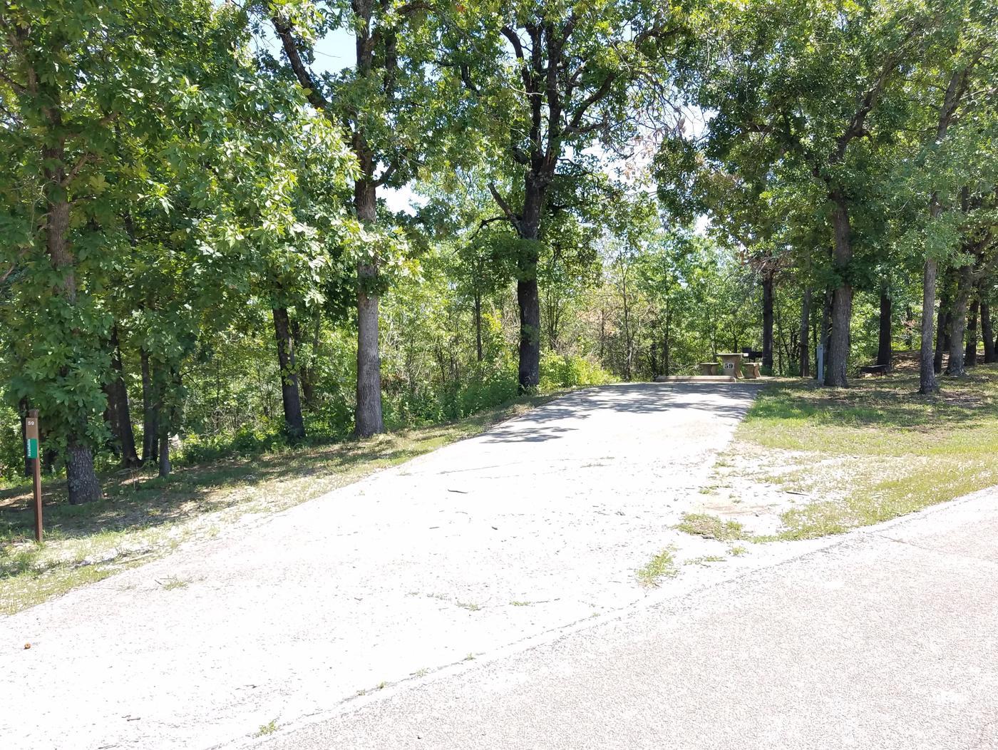 Birch Cove Site 59
