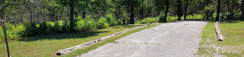 Birch Cove Site 57