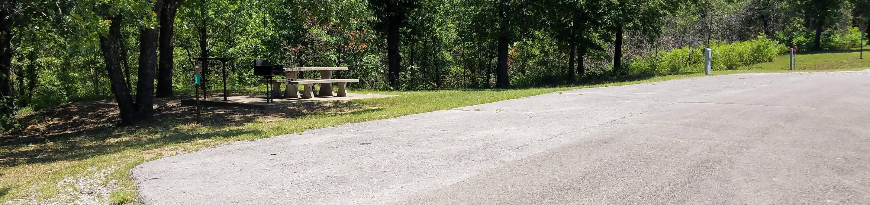 Birch Cove Site 58