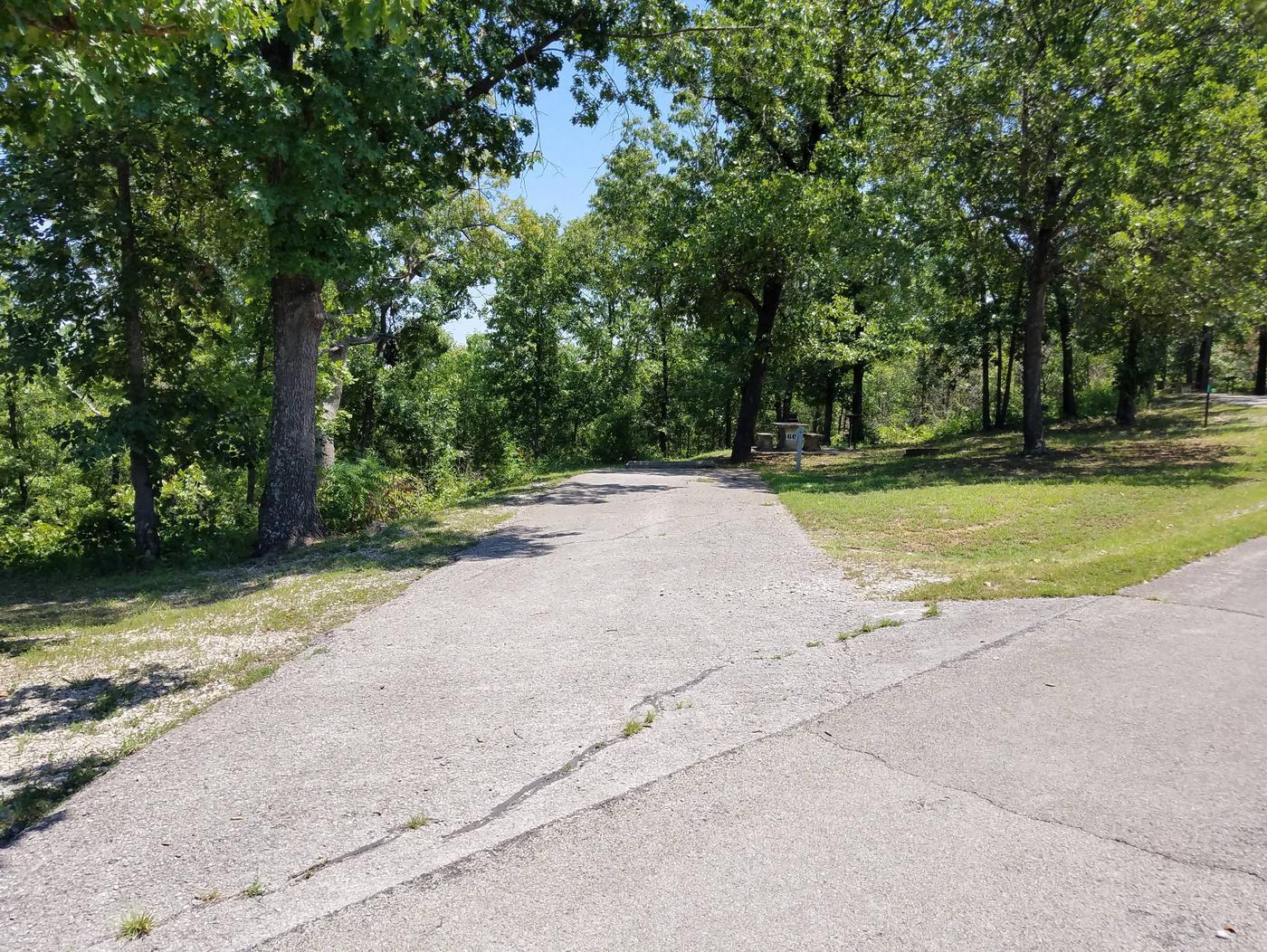 Birch Cove Site 60