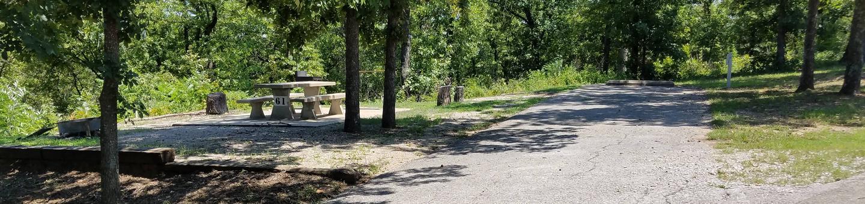 Birch Cove Site 61