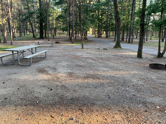 Campsite #3 BackCampsite #3
