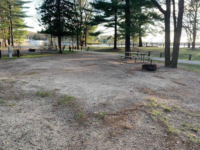 Campsite #19 BackCampsite #19