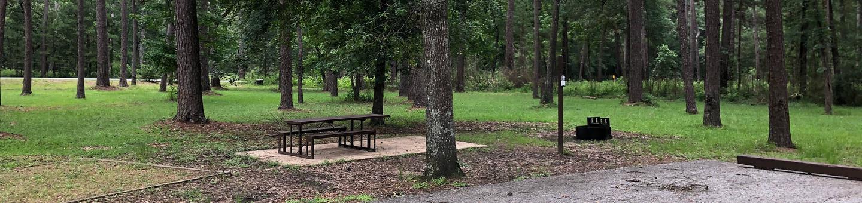 Site 14Site near woods line
