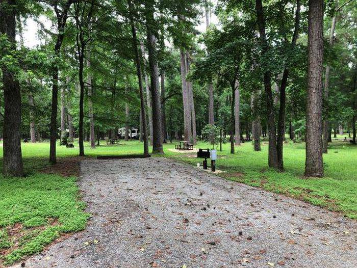 Site 28 Cagle Recreation Area